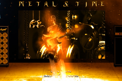 Fragrance of  Metal and Time