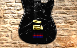 The Blinking Guitar - Trailer from the Serenynia© movie that was made in 2021