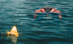 GG in an amphibious LaFerrari